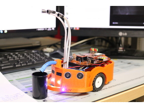 Smart Robot Cerbero CAR (Arduino)