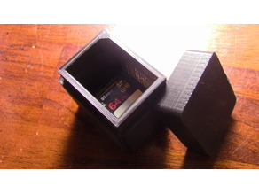 SD card holder for over 15 sd cards (great for traveling)
