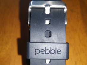 Pebble Classic Strap Keeper
