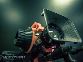 Shoulder rig for DSLR (NOT just for Canon 5D)
