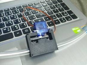 DOOKDIG: DIY 10mm servo valve
