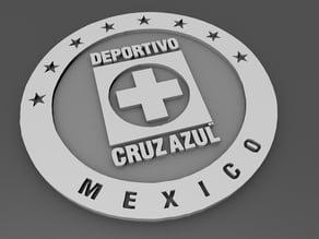 Liga MX - Cruz Azul - easy print