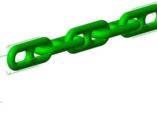 Boat Chain Replica.