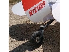 e-flite Carbon Cub tail gear