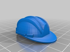 Tiny hard hat