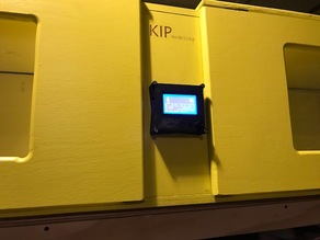 Reprap 1.4 & full LCD display case