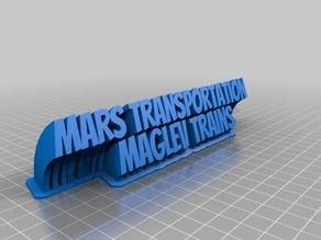 mars transportation