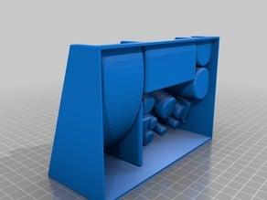 Printer Supplies Organizer