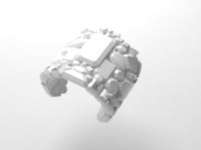 Gemstone Cuff
