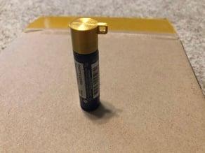 Chapstick Keychain Holder
