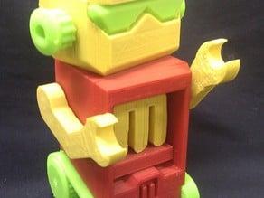 MakerBot Mascot