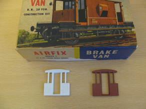 Brake Van inner bulkhead
