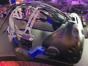 HTC Vive adapter for welding headgear - widened