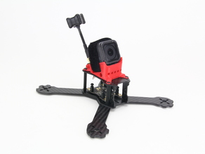 Session mount for Xhover R5X and R5LX