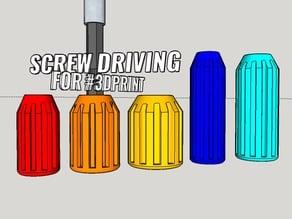 Mini Screw Driver
