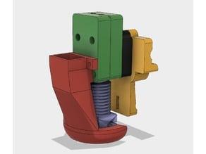 2:1 Dual Extrusion Y-splitter
