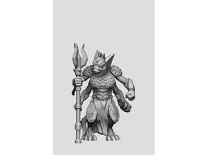 Sahaguin Warrior