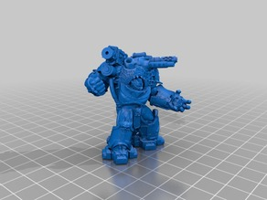 Oversized Space Traitor Gun Nut