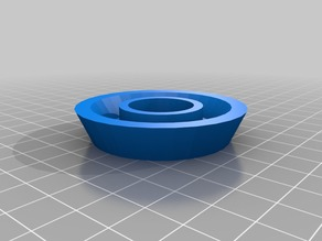 Printrbot Tapered 608 Bearing Spool Hub