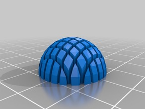 Dual Extruder Dome test