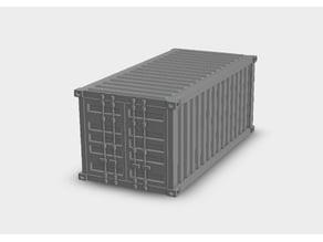Warhammer 30K / 40K - Container