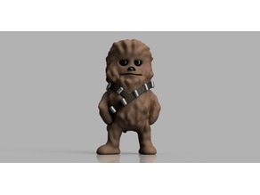 Mini Chewbacca - Star Wars