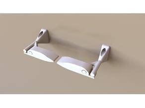 Mechanical Toilet Paper Holder