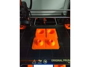 Original Prusa Enclosure Corners for additional tables - Remix