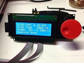 LCD Knob
