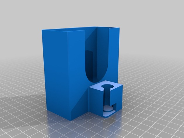 Dyson V6 Trigger Charging Wall Mount By Llakie Thingiverse