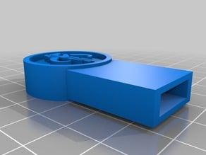 Custom Star Wars Mandalorian USB shell