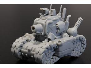 Metal Slug SV-001 Tank