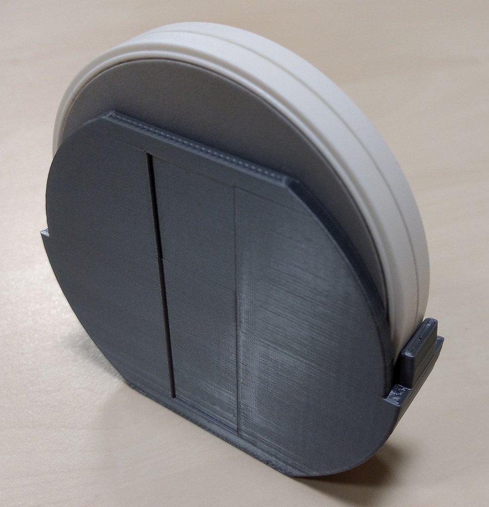 ANSLUTA wireless light switch wall mount by fjaquino