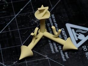 Cartesian Printer Test Piece