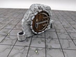 DungeonSticks: Caverns - Gnomish Door