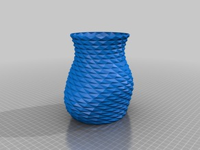My Customized Vase Generator