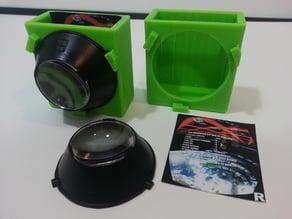 Lens Chooser (A/B/C) for Oculus Rift DK1