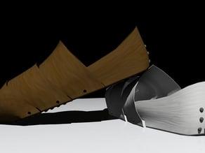Flexible Shoe