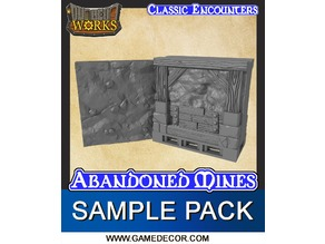 Abandoned Mines Sample Pack