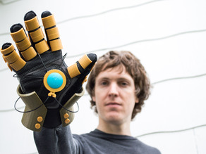 Legend of Korra: Equalist Glove