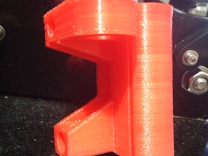 Migbot Prusa i3 X axis Tensioner Upgrade