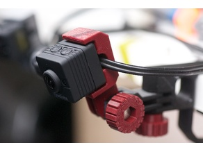 SQ12mount - Action Camera Mount for the SQ12 Camera