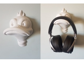 Duck Headphone Hanger
