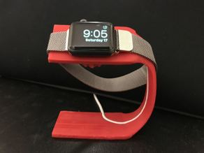 Apple Watch Charging Stand for Long Bands