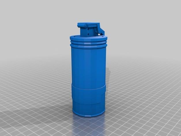 Half Life Grenade
