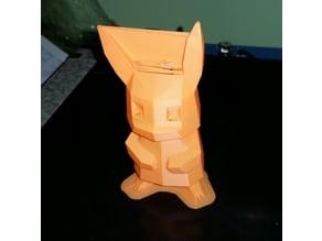 Vase friendly low-poly Pikachu V0.1