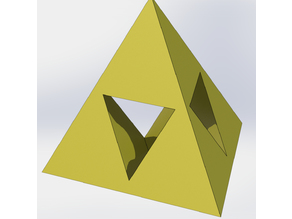 The Legend of Zelda - 3D Triforce