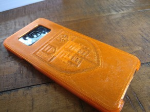 Samsung Galaxy S8 Cornell Shield Case