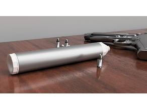 Suppressor/Silencer Rifle .22