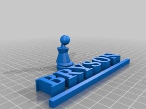 Bryson's Chess Pawn